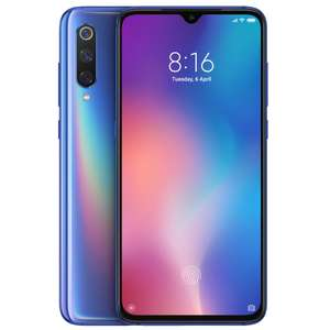 Xiaomi Mi9 Global Version 6/128 ГБ $403.99