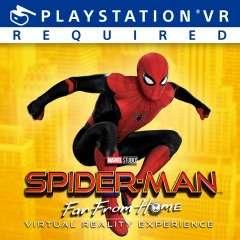 [PSVR / Steam] Spider-Man Far From Home БЕСПЛАТНО