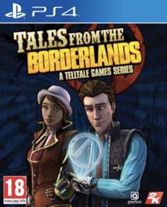 [PS4] Tales from the Borderlands