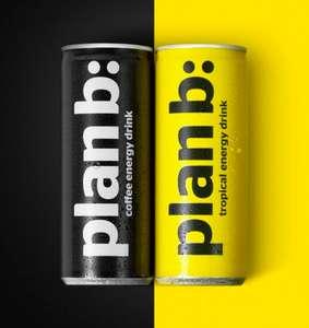 Энергетический напиток Plan B (2 шт) на АЗС Лукойл