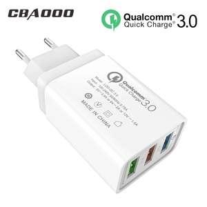 Зарядное устройство 18 Вт QC 3.0