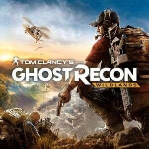 Летняя распродажа в PlayStation Store, например Ghost Recon Wildlands за 1199 рублей
