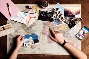 Почтовая открытка БЕСПЛАТНО в приложение MyPostcard