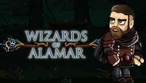 Раздача Wizards Of Alamar [itch.io]