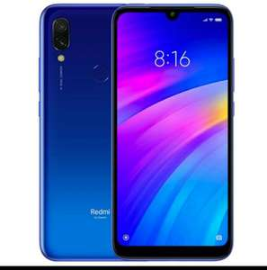 Xiaomi Redmi 7, 3/64Gb Глобальная версия (blue)