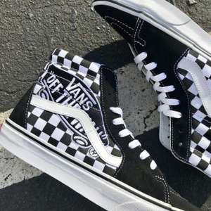 Vans Sk8-Hi Vans 'Patch Checkerboard'