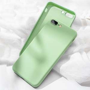 Силиконовый чехол для Iphone 6, 6 S, 7, 8, XR, X, XS