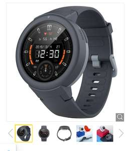 Amazfit Verge Lite Bluetooth Sports Smartwatch Global Version( Xiaomi Ecosystem Product ) - Light Slate Gray