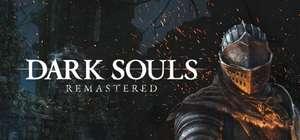 Dark Souls remastered для фэнов самое время обновить старый дарк
