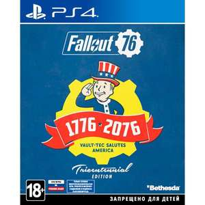 [PS4] Fallout 76. Tricentennial Edition