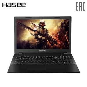 Мини подборка ноутбуков Hasee (напр. Hasee K670D-G4T)