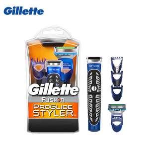 Gillette Fusion ProGlide Styler + 3 сменные насадки