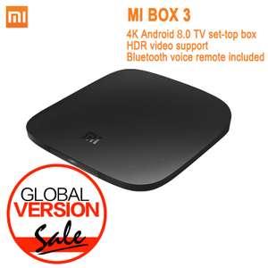 Mi box 3 глобальная прошивка за 46,09$
