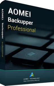 AOMEI Backupper Pro 5.0 – бесплатная лицензия