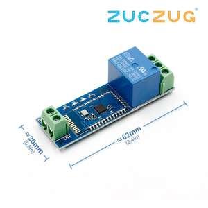 Беспроводной модуль дистанционного управления Bluetooth (220V/10A) $4