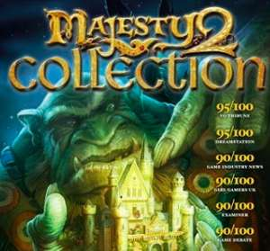 Majesty 2 - Collection
