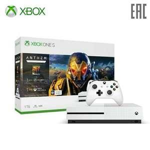 Игровая консоль Xbox One S 1 ТБ с игрой ANTHEM: Legion of Dawn Edition