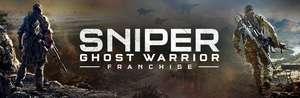 Sniper Ghost Warrior Franchise Complete Pack