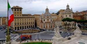 Путешествие из МОСКВЫ в РИМ, также из Екатеринбурга в Рим с пересадкой в МСК