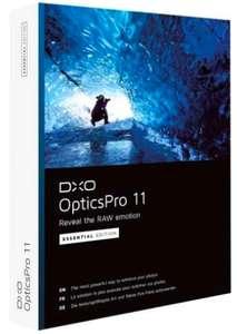 DxO OpticsPro 11 БЕСПЛАТНО (вместо 100€)