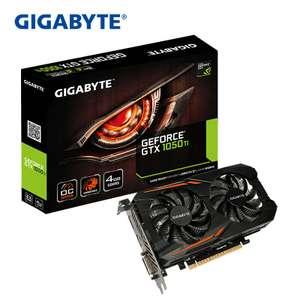 Видеокарта Gigabyte GTX 1050Ti 4GB