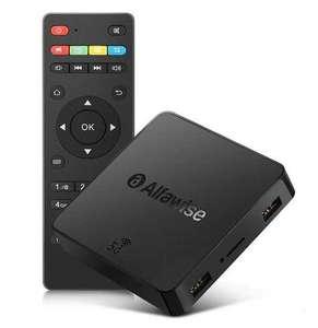 Две ТВ приставки A8 TV BOX (2/16ГБ) за 29.9$ (14.8$ за одну штуку)