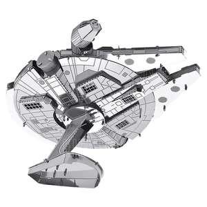 Металлические 3D пазлы Star Wars за $0.99