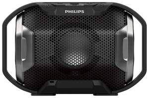 Портативная акустика Philips SB300B черный