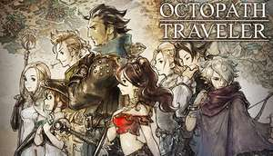 Скидка 30% на Octopath Traveler