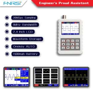 Осциллограф DSO FNIRSI PRO (5MHz/20MSPS) за $38