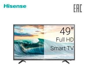 """Телевизор 49"""" Hisense 49N2170PW FullHD SmartTV"""