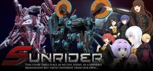 Sunrider: Mask of Arcadius бесплатно на GOG