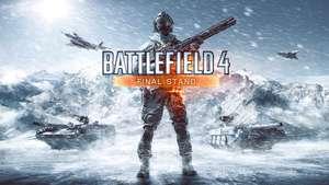 DLC Battlefield 1 и Final Stand для Battlefield 4.