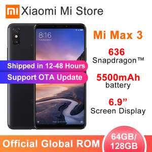 Xiaomi Mi Max 3 4/64Гб Китайская версия с Глобальной прошивкой