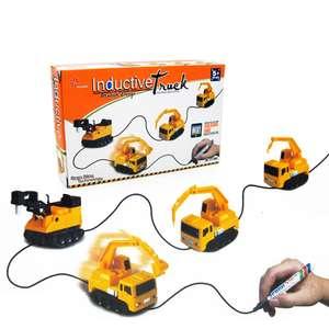 Магнитная игрушка Magic Toy Truck