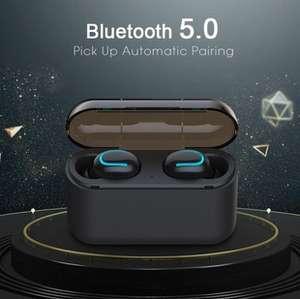 Bluetooth 5.0 TWS Наушники Q32 $11.98