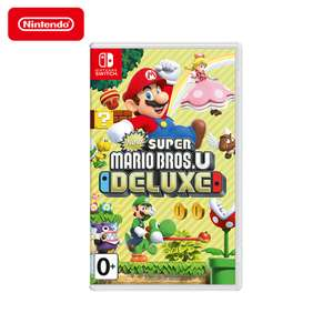 [Nintendo Switch] New Super Mario Bros. U Deluxe