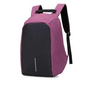 Рюкзак с защитой от воров и USB выходом под пауэр бэнк за $10.1