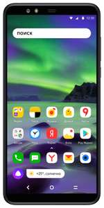 Смартфон Яндекс.Телефон черный
