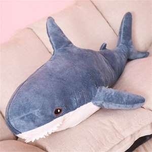 Плюшевая Акула 80 см