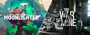 [PC] Moonlighter и This War of Mine БЕСПЛАТНО