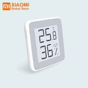 Термометр-гигрометр Xiaomi miaomiaoce на E-Ink. Цена $8.99