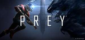 Prey (Steam) неплохой шутер в духе Bioshock и Half-Life