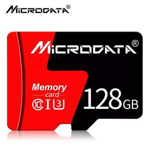Micro sd Microdata 128GB