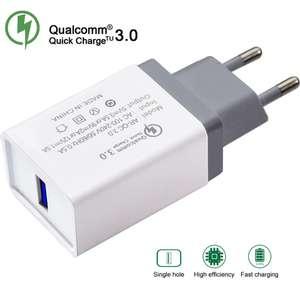 Быстрое зарядное устройство QC 3,0 1.1$