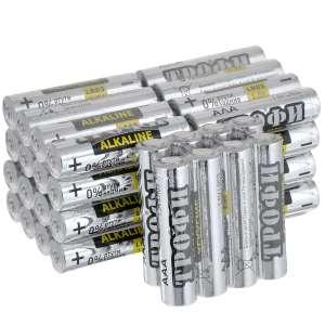 "120 ААА батареек ""Трофи"" (по 5р 20коп)"