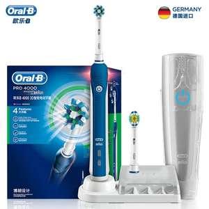 Зубная электрощётка Braun Oral-B P4000 3D за $72