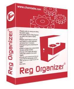 Reg Organizer 8.29