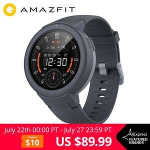 Amazfit Verge Lite английская версия gps Смарт часы