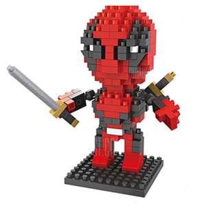 Конструктор Deadpool из 230 деталей